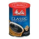 Melitta Classic Premium Blend Medium Roast Ground Coffee