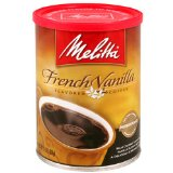 Melitta French Vanilla Ground Flavored Coffee