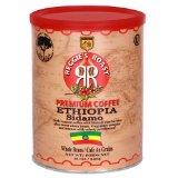 Reggie's Roast Ethiopian Coffee