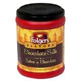 Folgers Flavors Chocolate Silk Ground Coffee