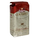 Folgers Gourmet Selections Whole Bean Coffee, Lively Colombian