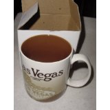 Starbucks Las Vegas Cup Coffee Mug Collector Series