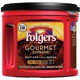 Folgers Gourmet Supreme Ground Coffee