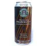 Starbucks Doubleshot Energy + Coffee Drink, Coffee flavor
