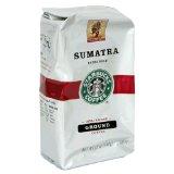 Starbucks Sumatra Coffee, Ground