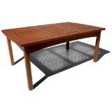 Strathwood Gibranta All-Weather Hardwood Coffee Table
