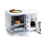 Maxi-Matic EBK-200 Elite Cuisine 3-in-1 Breakfast Station 4-Cup Coffee Maker