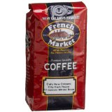 French Market Cafe New Orleans Whole Bean Coffee