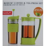 Bodum Coffee & Tea Press Set for Home and on the Go