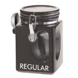 Oggi Coffee Canister EZ Grip Regular