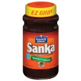 Sanka Instant Coffee 8-Ounce Jars (Pack of 4)
