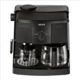 Rowenta/Krups 10 Cup Espresso/Cappuccino Maker Xp1500 Coffee Maker