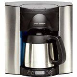 Brew Express Programmable 10 Cup Recessed Coffee Maker