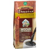 Teeccino Mediterranean Mocha Herbal Coffee, Ground