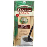 Teeccino Maya Caffe Organic Herbal Coffee, Ground