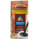 Teeccino Mediterranean Original Herbal Coffee, Ground