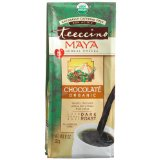 Teeccino Maya Chocolate Organic Herbal Coffee, Ground