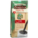 Teeccino Maya Chai Organic Herbal Coffee, Ground,