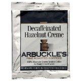 Arbuckle's Fine Roasted Coffee, Decaf Hazelnut Creme, Ground