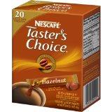 Nescafe Tasters Choice Hazelnut Sticks