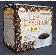Cafe Essentials Black Healthy Coffee with Ganoderma & Cordyceps