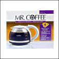 Mr. Coffee SPD4-1 4-Cup Replacement Decanter, White