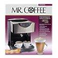 Mr. Coffee ECMP50 Espresso/ Cappuccino Maker