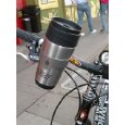 Bicycle Coffee Holder and Thermal Mug - Clip on and off
