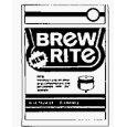 Rockline 43-301 Percolator Coffee Filter Disc