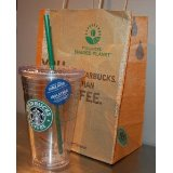 16 Ounce Grande Go Green Tumbler with $5 Gift Card