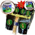 Londons Times Star Wars and Star Trek Cartoons - Jedi Golfing - Coffee Gift Baskets