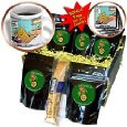 Londons Times Star Wars and Star Trek Cartoons - Jabba On Java - Coffee Gift Baskets