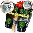 Londons Times Star Wars and Star Trek Cartoons - R2D2 Brings Girl Home To Mom - Coffee Gift Baskets