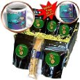 Londons Times Star Wars and Star Trek Cartoons - R2D2 In Therapy - Coffee Gift Basket