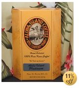 GOLD Coffee of the Month Club! 6 Months of Estate Kona Coffee Blends; 8 oz Ground Each Month
