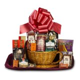 Coffee Tea Cup Gift Basket