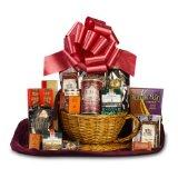 Coffee Tea Cup Gift Basket