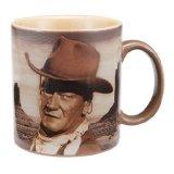 John Wayne A Man's Got To Do Mug