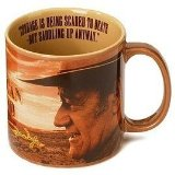 John Wayne Courage 20 Ounce Coffee Mug