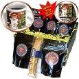 Cats - Orange Cat - Coffee Gift Baskets - Coffee Gift Basket
