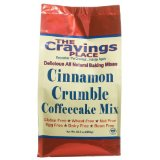 The Cravings Place Cinnamon Crumble Coffeecake Mix
