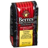 Berres Brothers Coffee Roasters Organic Colombian Coffee, Ground, 1.5-Ounce Bags (Pack of 24)