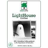 Coastal Maine Lighthouse Blend Coffee, Whole Bean