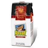 Copper Moon Colombian Decaf Coffee, Ground, 12-Ounce Bags