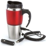 Heated - Travel Mug - 12V and USB Compatible