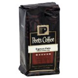Peets Coffee, Coffee Ground Espresso Fort