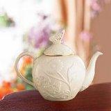 Lenox Butterflies And Lace Teapot