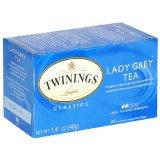Lady Grey Tea - Tea Bags