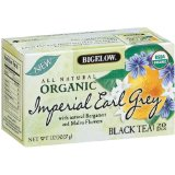 Bigelow Organic Imperial Earl Grey Tea Bags
