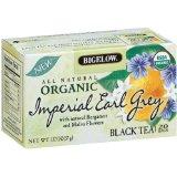 Bigelow Organic Imperial Earl Grey Tea Bags
